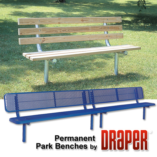 Miraculous Permanent Park Bench Black Powder Cat 6 Caraccident5 Cool Chair Designs And Ideas Caraccident5Info
